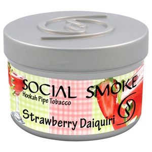 Табак для кальяна Social Smoke Strawberry Daiquiri 250 гр