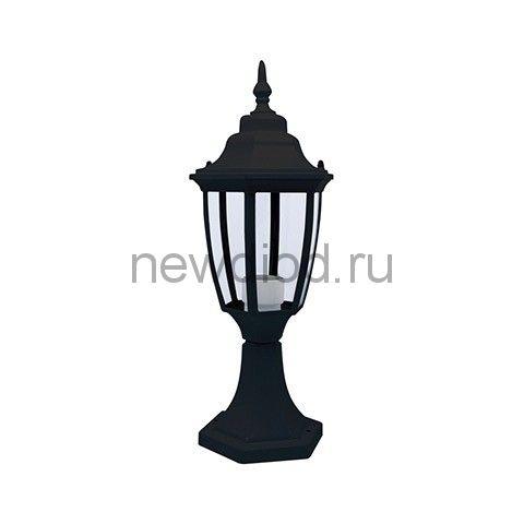 Садово-Парковый Светильник HL276 60Вт Черный E27 220-240V