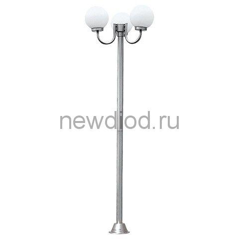 Садово-Парковый Светильник HL258P 3х60Вт E27 220-240V Сталь