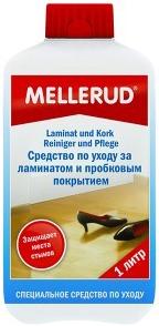 Mellerud Средство для ухода за пробковым полом и ламинатом 1 л