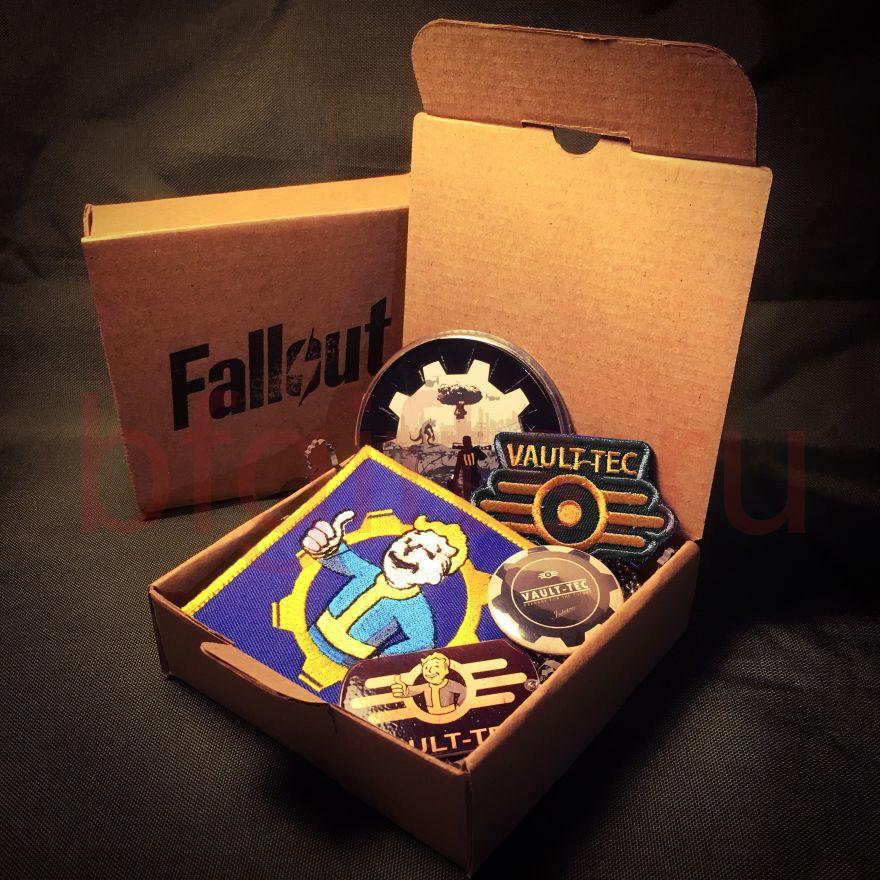 Подарочный набор Fallout коллекционный