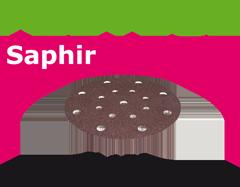 Шлифовальные круги STF-D150/16 P80 SA/25