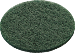 Абразивный материал STF D150/0 green/10