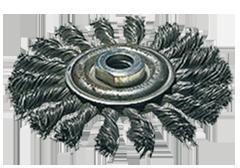 Круглая щётка RB-D115/M14 RAS 115