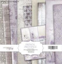 "Набор односторонней бумаги 30х30см от Scrapmir ""French Provence"""