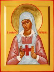 Икона Аполлинария Тупицына