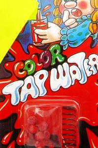 Грязная вода из крана