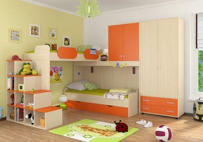 Детская комната Дельта - Композиция 6