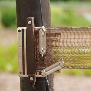 изолятор Shockteq 25 шт 100 мм для ленты для лошадей (подходит для зимы)