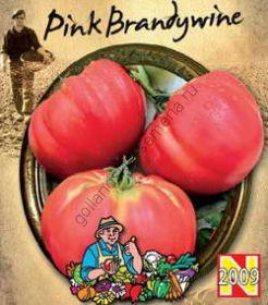 "Томат сорт ""ПИНК БРЭНДИУАЙН"" (PINK BRANDYWINE) 45 семян"