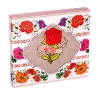 Подарочный набор вафельных полотенец (1шт) №0-61