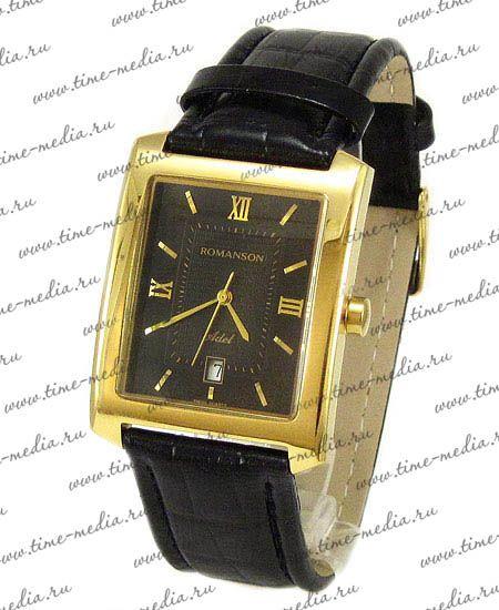 Часы ROMANSON TL1107SXG(BK)
