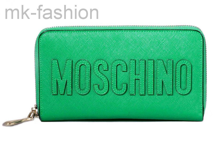 Кошелек Moschino Purple 1291
