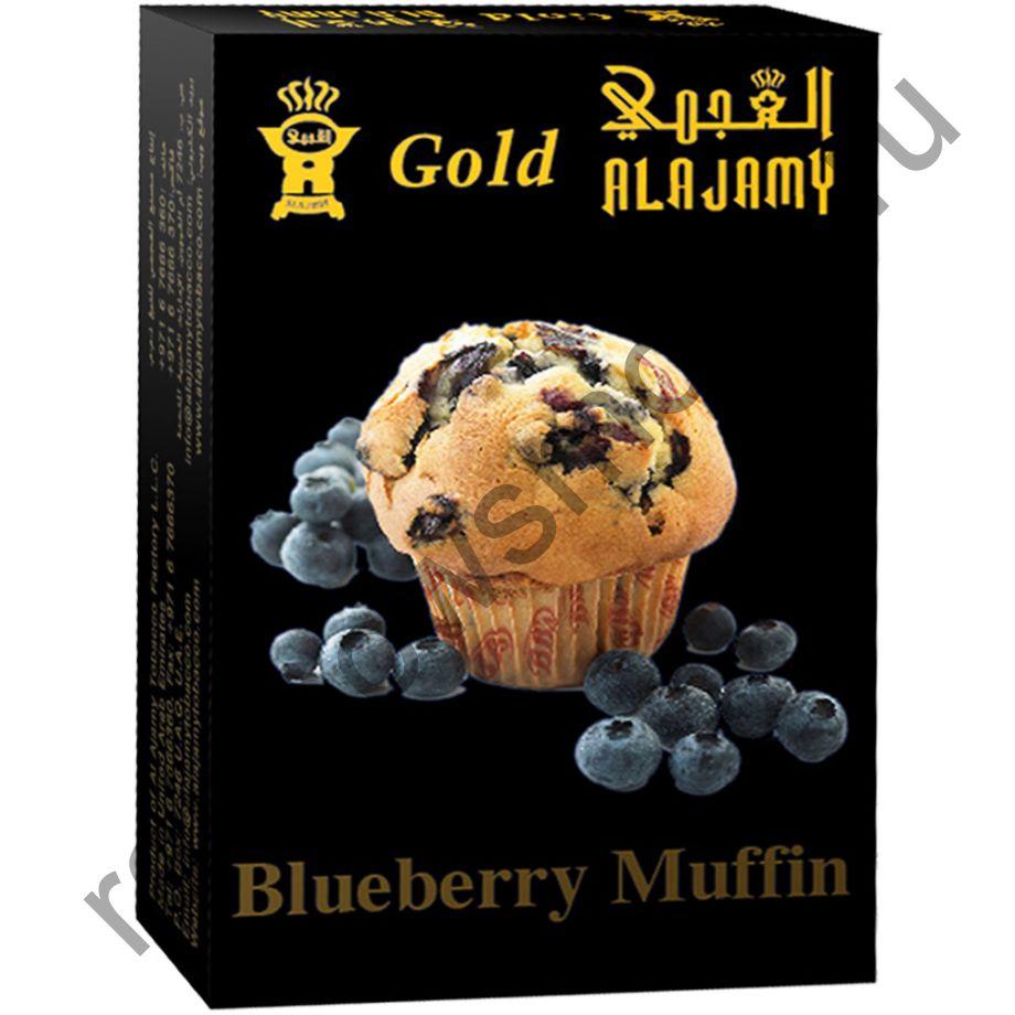 Al Ajamy Gold 50 гр - Blueberry Muffin (Черничный маффин)