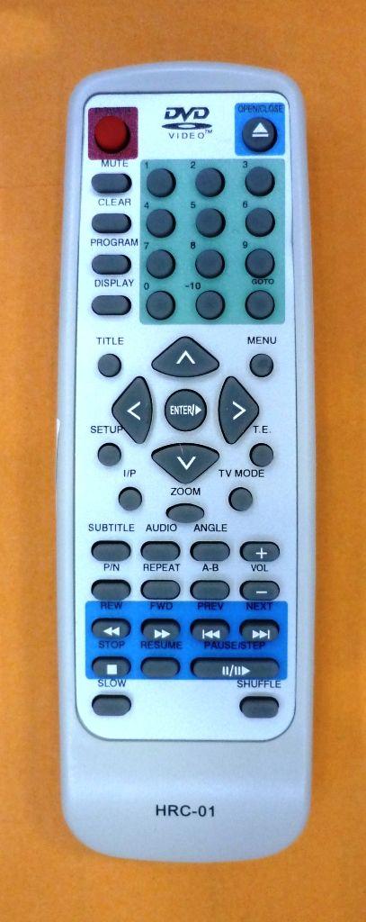 Rolsen HRC-01 (DVD) (RDV-730, RDV-740, RDV-810)