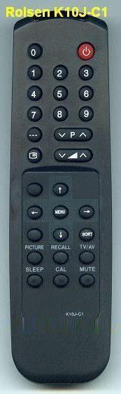 Rolsen K10J-C1 (TV) (STV-2521, STV-2522F)