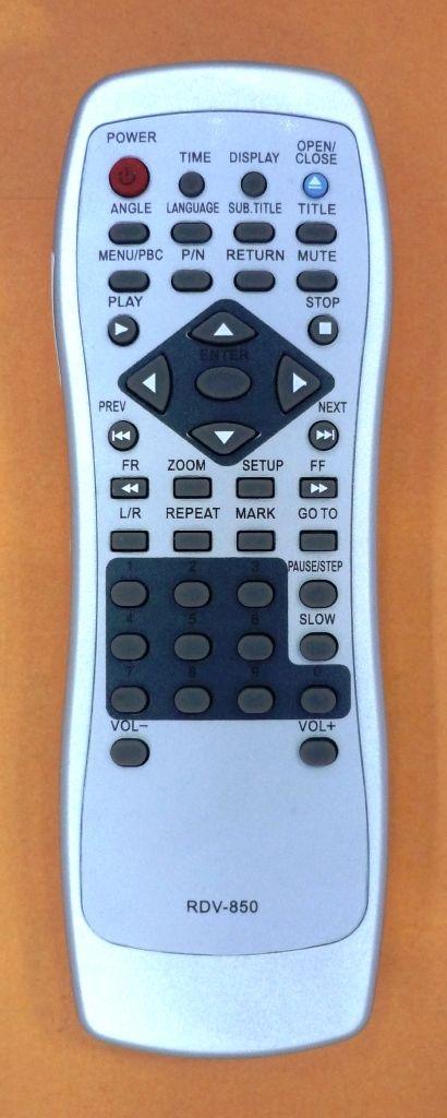 Rolsen RDV-850 (DVD) (RDV-850)