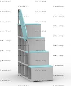 Тумба-лестница Teen`s Home 2 / Lite