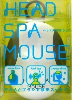 Массажер для расслабляющего массажа «компьютерная мышь» Vess Head Spa Mause