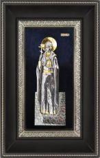 Ольга, княгиня (18х29), серебро