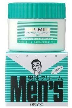 """121034 """"UTENA"""" """"Men's"""" Увлажняющий крем после бритья для сухой и чувствительной кожи c хлорофиллом"""
