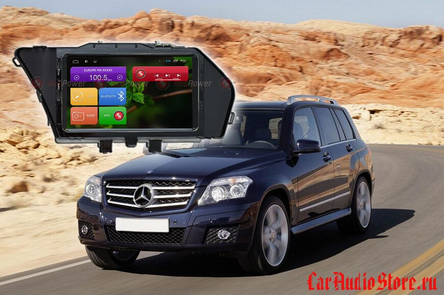 Redpower 31468 Mercedes Benz GLK (2008-2012)