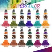 World Famous Jay Freestyle Water Colors Set