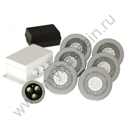 Хромотерапия TOLO Chrome LED Lights Kit