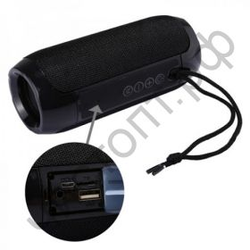 Колонка универс.с радио OT-SPB57 Черный (TG117) (TF, USB, FM)