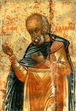 Феодот Кизический  (рукописная икона)