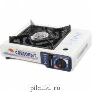 """Плита настольная газовая """"СЛЕДОПЫТ"""" PF-GST-N01"""