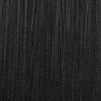 Нитяные шторы однотонные оптом цвет черный