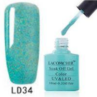 Lacomchir LD 34 гель-лак, 10 мл