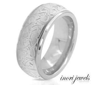 Кольцо Inori с кельтским орнаментом