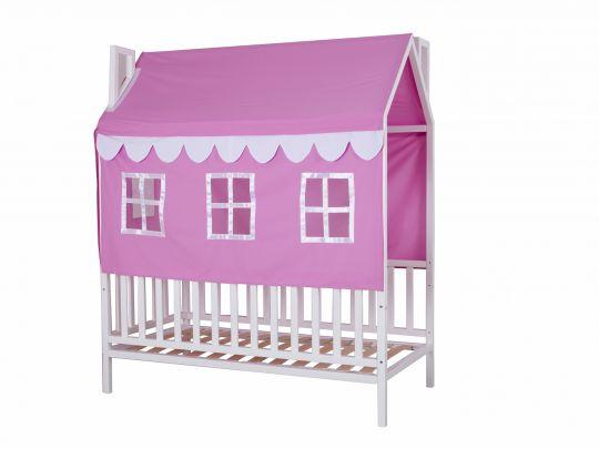 Детская кровать Домовёнок-3