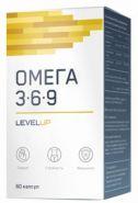 LevelUp Omega-3-6-9 (60 капс.)