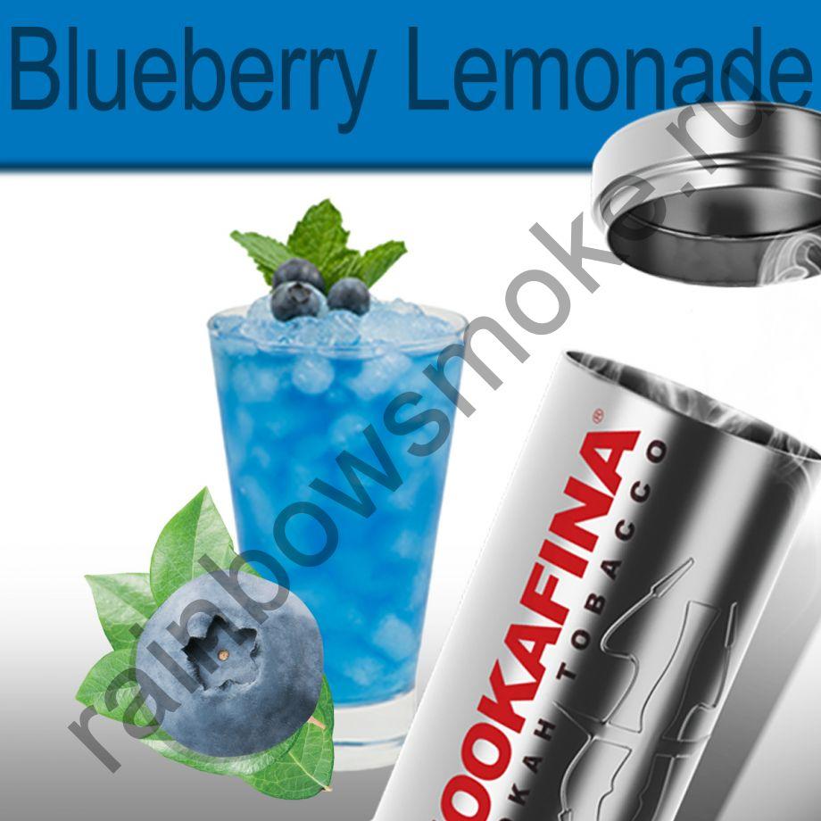 Hookafina Gold 250 гр - Blueberry Lemonade (Черничный Лимонад)