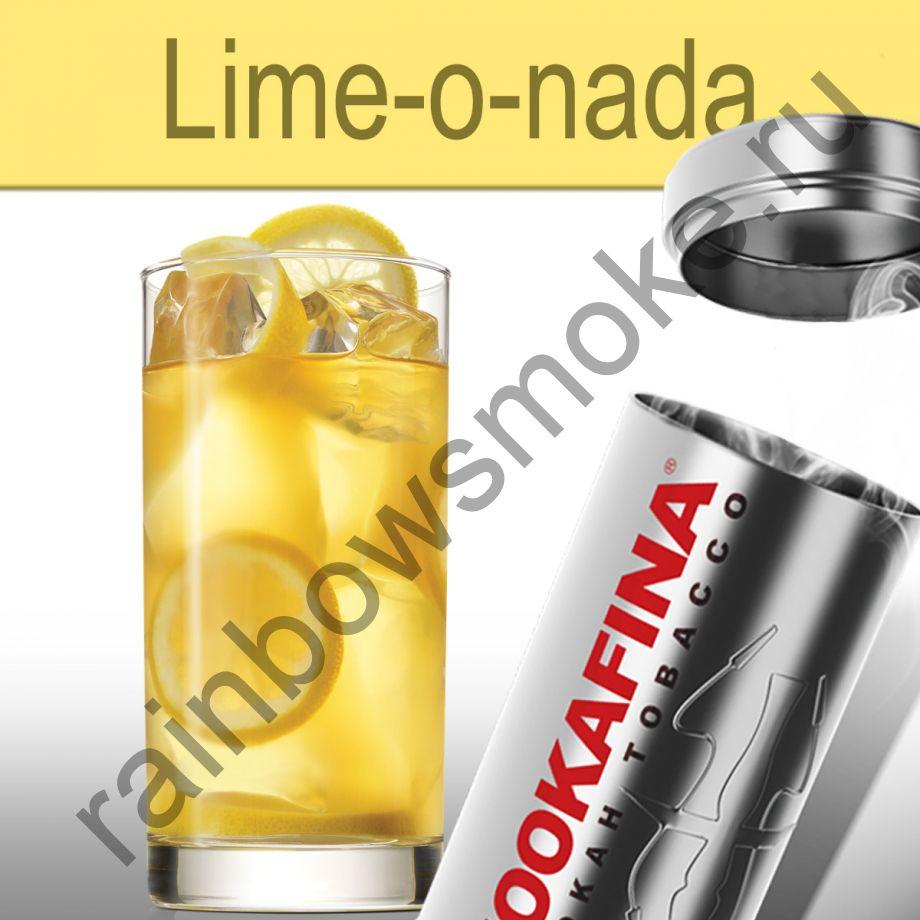 Hookafina Gold 250 гр - Lime-o-nada (Лим-о-над)