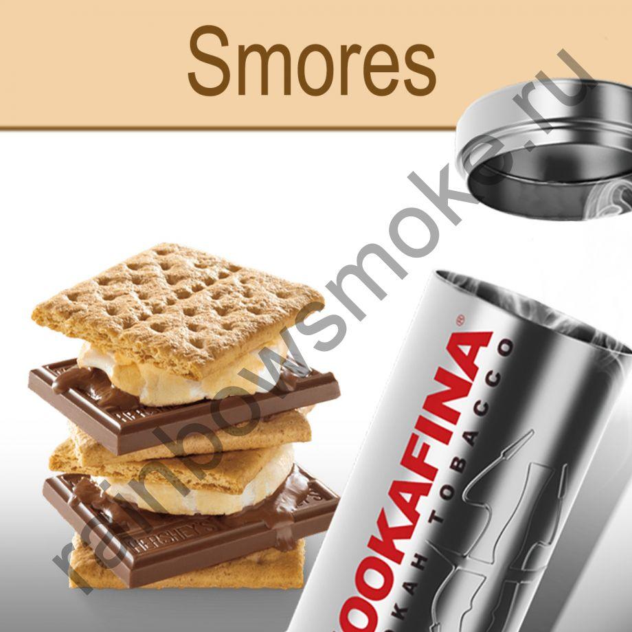 Hookafina Gold 250 гр - Smores (Американские Вафли Смор)