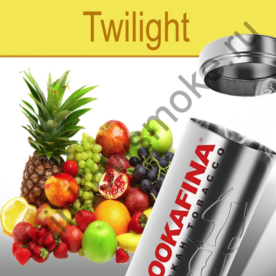 Hookafina Gold 250 гр - Twilight (Рассвет)