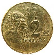 Австралия 2 доллара 2005 г.