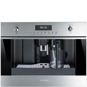 Кофемашина встраиваемая Smeg CMS6451X