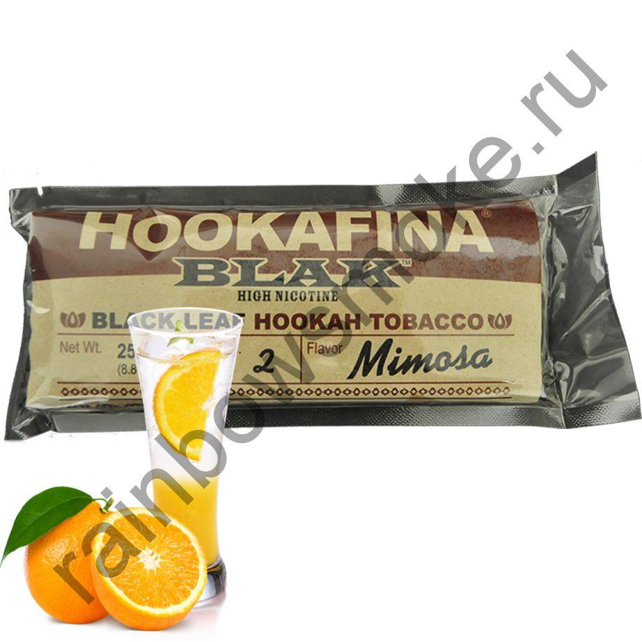 Hookafina Black 250 гр - Mimosa (Мимоза)