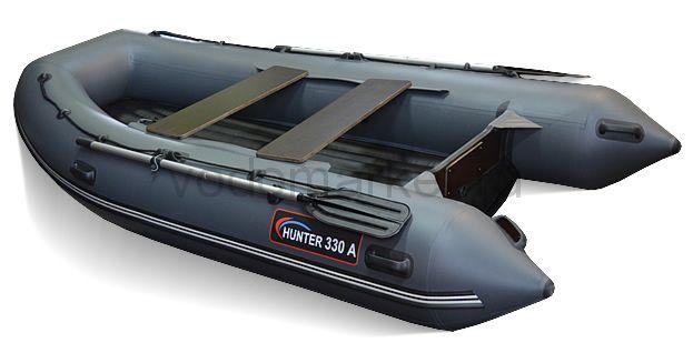 Лодка ПВХ Хантер 330 А