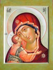 Игоревская икона Божией Матери (Арт. ПСТ-02651)