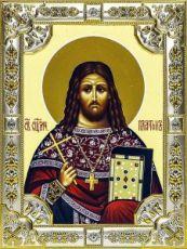 Платон Горных (18х24), серебро
