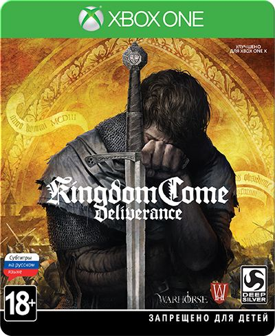 Игра Kingdom Come Deliverance (Xbox One)