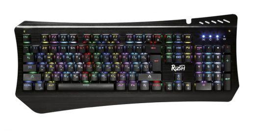 Клавиатура механическая игровая Smartbuy RUSH 306 USB черная