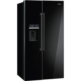 Холодильник Smeg SBS63NED