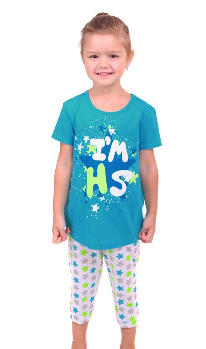 Пижама для девочки Звездочка